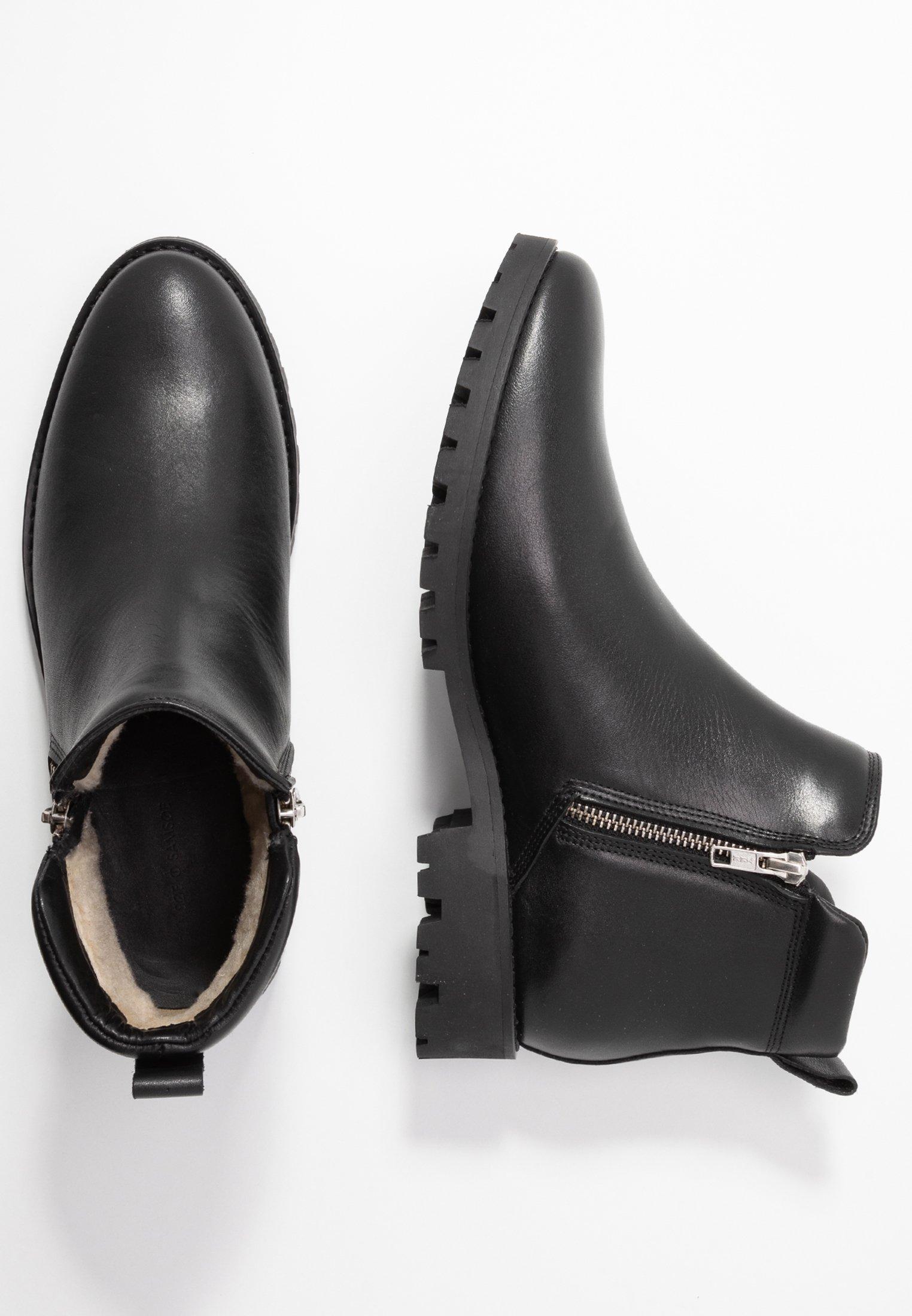 Samsøe Samsøe SYBILLA - Ankle boot - black