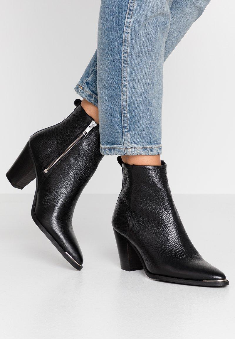 Samsøe & Samsøe - GINZA  - Korte laarzen - black