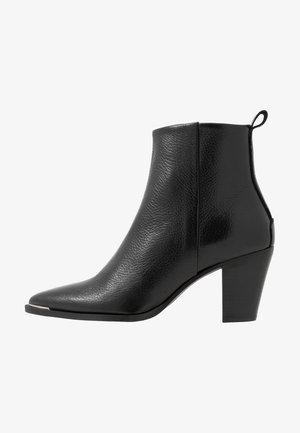 GINZA  - Støvletter - black