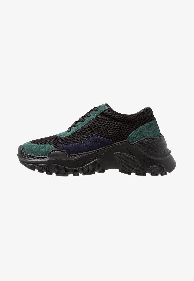 Samsøe & Samsøe - BERNARDO - Sneakers - black/multicolor