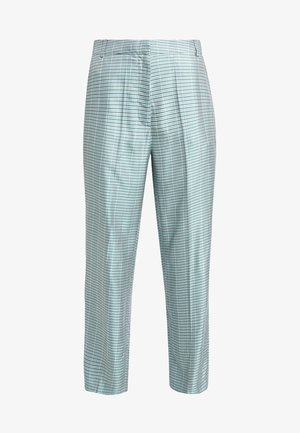 EFE LONG PANTS - Pantaloni - quetzal