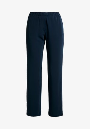 HOYS STRAIGHT PANTS - Pantalon classique - total eclipse