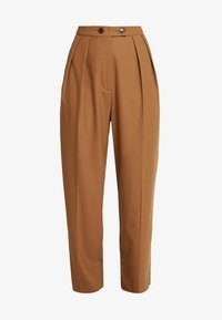 Samsøe Samsøe - FRANCOISE TROUSERS - Broek - argan oil