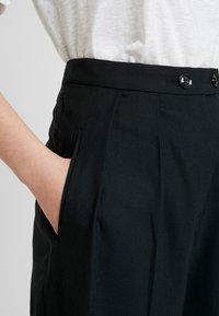 Samsøe Samsøe - FRANCOISE TROUSERS - Pantalones - black - 5