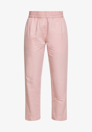 SMILLA TROUSERS - Trousers - misty rose