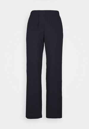 HOYS STRAIGHT PANTS - Trousers - night sky