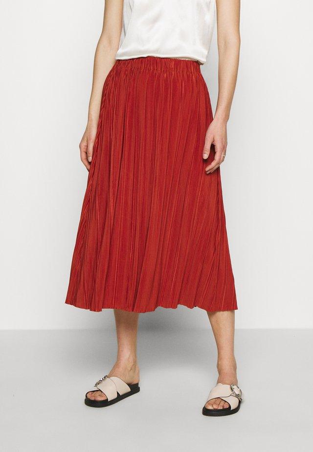 UMA SKIRT - A-line skirt - picante