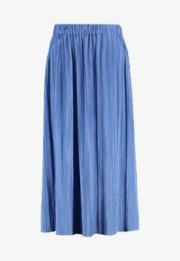 Samsøe Samsøe - UMA SKIRT - A-line skirt - blue bonnet - 3