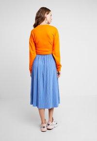 Samsøe Samsøe - UMA SKIRT - A-line skirt - blue bonnet - 2