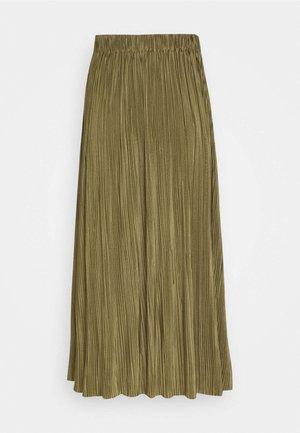 UMA SKIRT - A-line skirt - air khaki