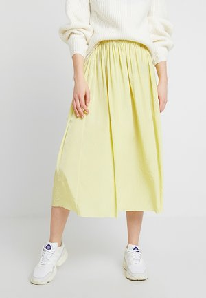 NADIA SKIRT - A-line skirt - endive