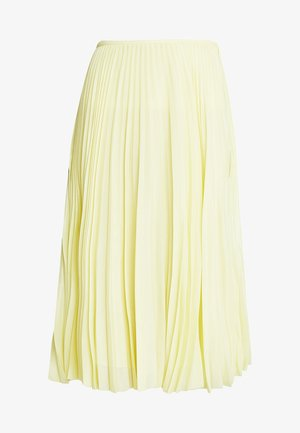 JULIETTE SKIRT - Gonna a campana - yellow pear