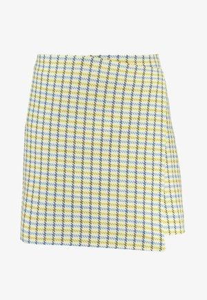 VIGNA SKIRT - Mini skirt - olive