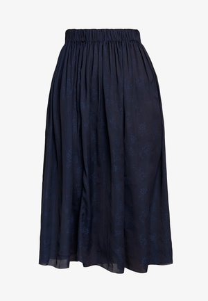 NADIA SKIRT - Gonna a campana - night sky