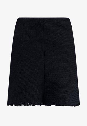 ABIONA SKIRT - A-line skirt - black