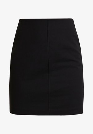 HAIFAA SKIRT - Mini skirt - black