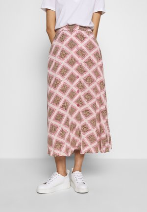 ENA SKIRT - Áčková sukně - foulard