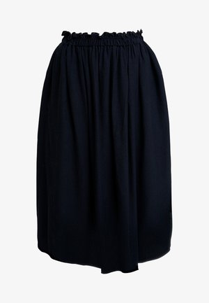 NUBIA SKIRT - Gonna a campana - night sky