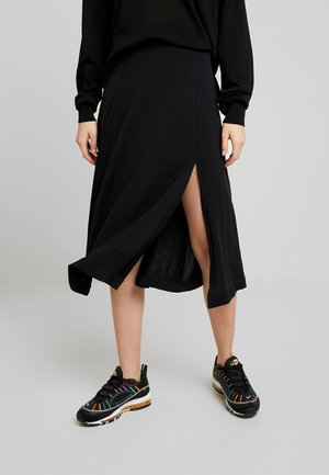 CORNEA SKIRT - A-line skirt - black