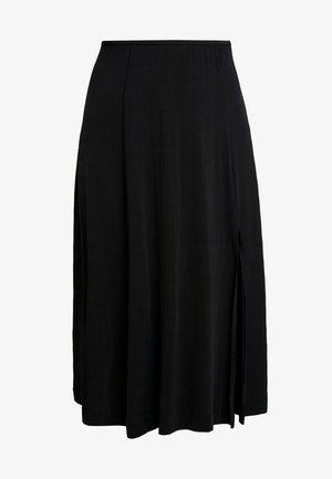 CORNEA SKIRT - Áčková sukně - black