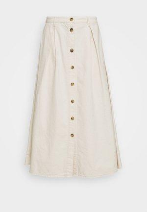 ROWENA SKIRT - Áčková sukně - warm white