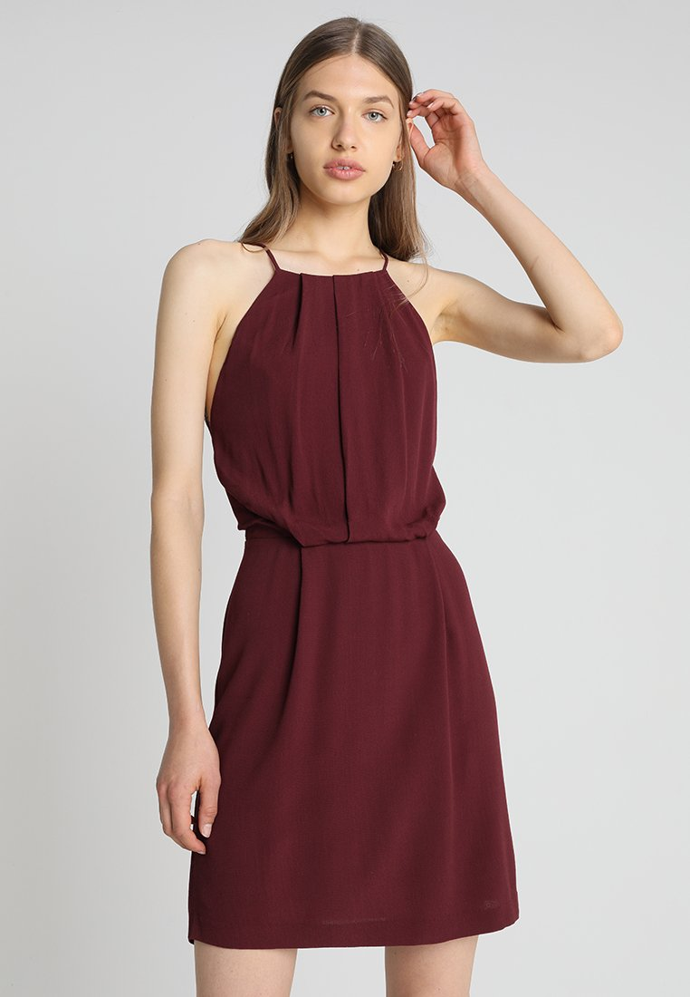 Samsøe & Samsøe - WILLOW SHORT DRESS - Cocktailjurk - port royale