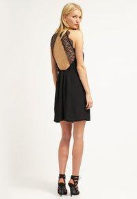 Samsøe Samsøe - WILLOW SHORT DRESS - Vestito elegante - black - 2