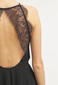 Samsøe Samsøe - WILLOW SHORT DRESS - Koktejlové šaty/ šaty na párty - black - 4