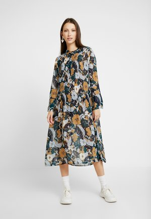 ELM DRESS - Skjortekjole - night meadow