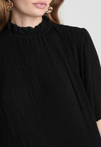 Samsøe Samsøe - MALIE DRESS - Denní šaty - black - 5