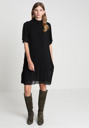 MALIE DRESS - Vapaa-ajan mekko - black