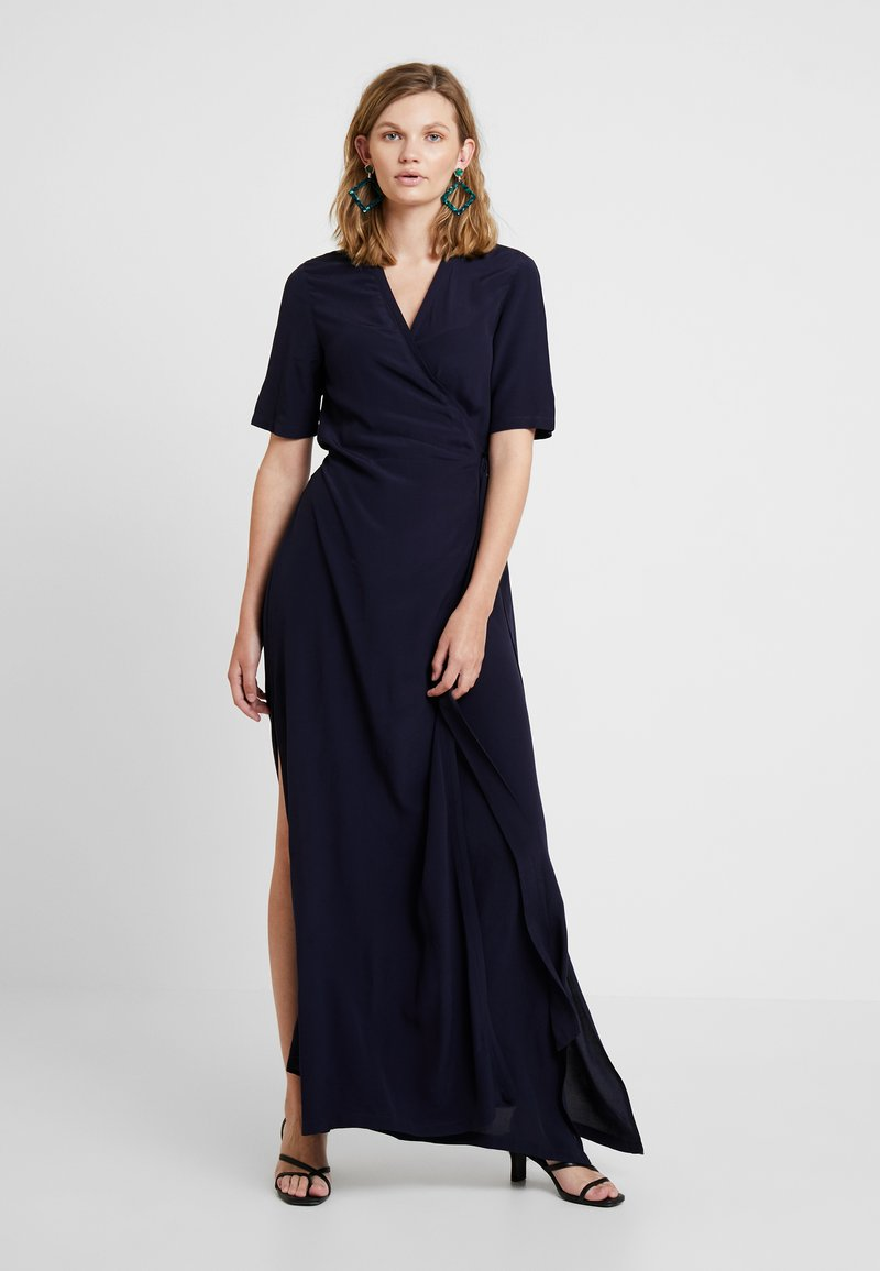 Samsøe & Samsøe - MANTE DRESS - Maxi dress - night sky