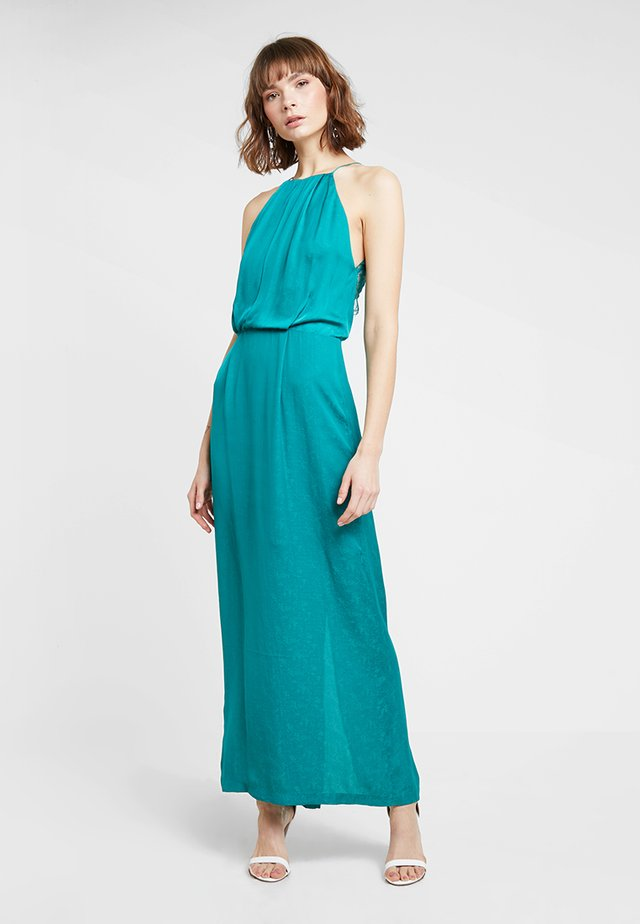 WILLOW DRESS - Occasion wear - quetzal green