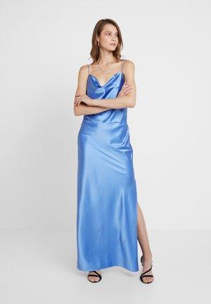APPLES DRESS - Ballkleid - blue bonnet