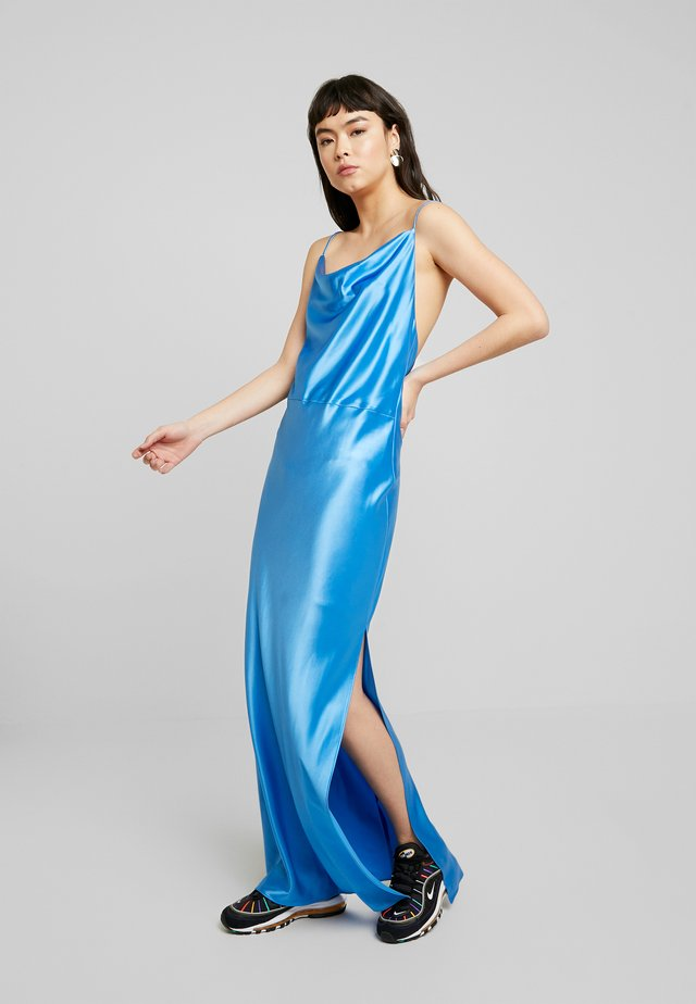 APPLES DRESS - Occasion wear - azure blue