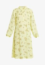 MUSA DRESS - Skjortekjole - yellow breeze