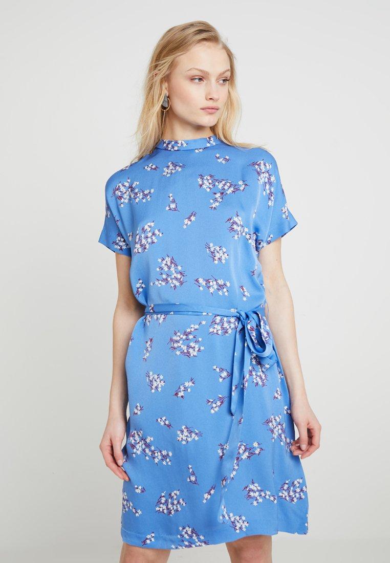 Samsøe & Samsøe - BLUMEA DRESS - Day dress - blue breeze