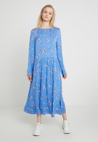 Samsøe Samsøe - RAMA DRESS - Maxi dress - blue breeze - 0