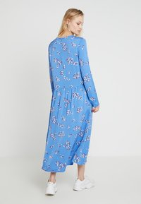 Samsøe Samsøe - RAMA DRESS - Maxi dress - blue breeze
