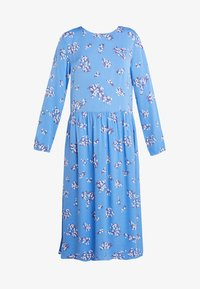 Samsøe Samsøe - RAMA DRESS - Maxi dress - blue breeze - 3
