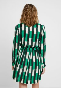 Samsøe Samsøe - DRESS - Skjortklänning - green - 2