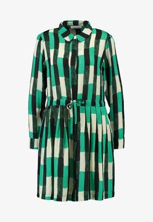 DRESS - Skjortekjole - green
