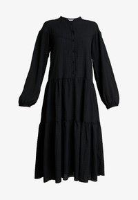 Samsøe Samsøe - RHONDA DRESS 2-IN-1 - Vestito estivo - black - 3