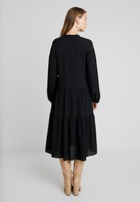Samsøe Samsøe - RHONDA DRESS 2-IN-1 - Vestito estivo - black - 2