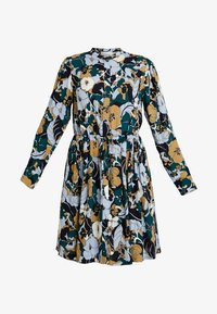 Samsøe Samsøe - MONIQUE SHIRT DRESS - Kjole - night meadow - 4