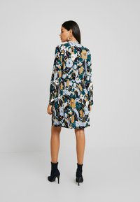 Samsøe Samsøe - MONIQUE SHIRT DRESS - Kjole - night meadow - 3