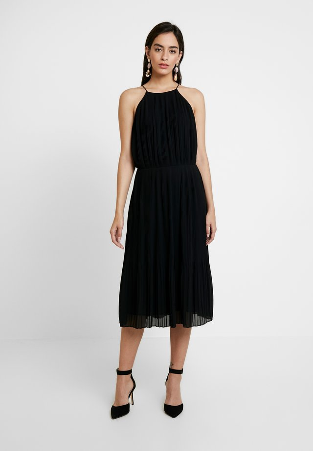 MILLOW DRESS - Vestito elegante - black