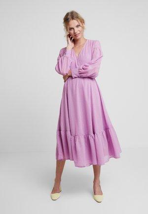 TULIP DRESS - Kjole - lavender herb