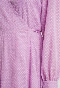 Samsøe Samsøe - TULIP DRESS - Day dress - lavender herb - 6