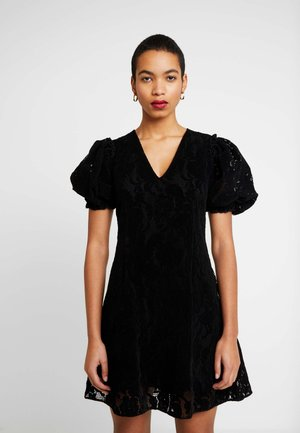 PETULIE DRESS - Day dress - black lace
